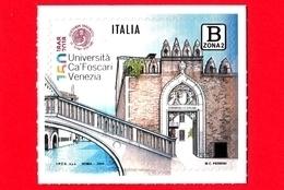 Nuovo - MNH - ITALIA - 2018 - 150 Anni Dell'Università Ca' Foscari In Venezia - B Zona 2 - 1946-.. République