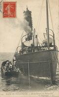 Lighthouse Boat Fueled With Petrol . Bateau Phare . Bateau Feu - Altri