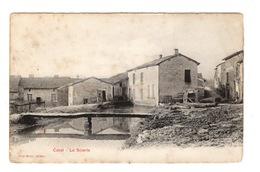 52 HAUTE MARNE - CUREL La Scierie - Frankreich