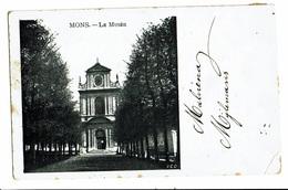CPA - Carte Postale -Belgique-Mons - Le Musée - 1903 VM3765 - Mons