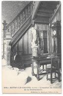 45 - AUTRY LE CHATEL - L'escalier Du Château De La Guilbarderie - Collection L. Marchand, Sully S. Loire N° 454 - 1905 - Autres Communes