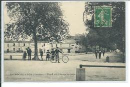 La Roche-sur-Yon-Place Du Champ De Foire - La Roche Sur Yon