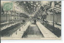 La Roche-sur-Yon-M.Clemenceau, Ministre De L'Interieur,30 Septembre 1906-La Salle Du Banquet Contenant 4.000 Personnes - La Roche Sur Yon
