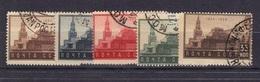 Russie-URSS Yvert 514/18 Oblitérés 1934 (45) - 1923-1991 UdSSR