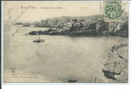 Ile D'Yeu-Pointe De La Peire - Ile D'Yeu