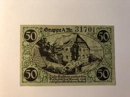 Allemagne Notgeld Lubeck 50 Pfennig - Collections