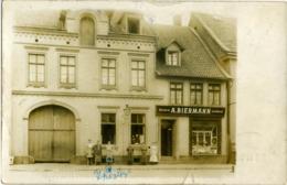 GERMANIA  NORDRHEIN-WESTFALEN  SOEST  A. Biermann  Bäckerei  Conditorei  1912 - Soest