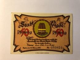 Allemagne Notgeld Lugde 50 Pfennig - Collections