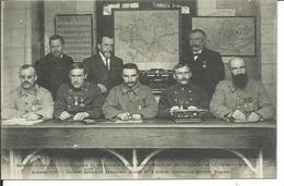 Guerre 1916-Nantes- Soldats Aveugles Apprenant à Lire Et à Ecrire D'après Le Système Braille - War 1914-18