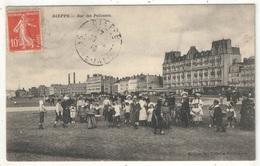 76 - DIEPPE - Sur Les Pelouses - Edition Des Galeries Parisiennes - 1910 - Dieppe
