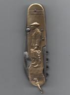Couteau  Coursolle   Déposé - Armes Blanches
