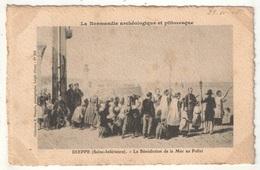 76 - DIEPPE - La Bénédiction De La Mer Au Pollet - Pasquis 531 - 1906 - Dieppe