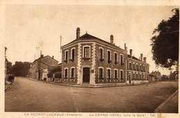 16  LA ROCHEFOUCAULD -LE GRAND HÔTEL PRES LA GARE - Other Municipalities