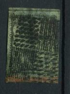 TURQUIE (  POSTE  ) N°  Y&T  3  TIMBRE  BIEN  OBLITERE , A  VOIR . - Gebraucht