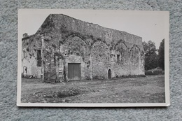 Ménigoute 79 Abbaye Des Châteliers 052CP01 - France