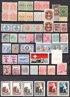 Fiscaux Locaux Et Faux (Revenues, Locals & Forgery) - Lot 3 - Francobolli