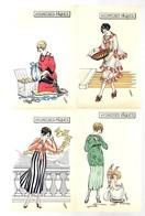 """5 Cartes PERO . """"Heureuse Pâques"""" - Andere Illustrators"""