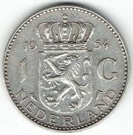 The Netherlands 1954, 1 Gulden - [ 3] 1815-… : Koninkrijk Der Nederlanden