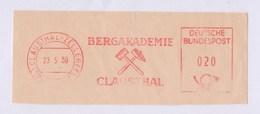 BRD AFS - CLAUSTHAL-ZELLERFELD, Bergakademie Clausthal 23.5.59 - Sin Clasificación