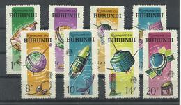 BURUNDI YVERT 138/45  MNH  ** - Burundi