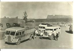 TAMANRASSET - LIGNE DU HOGGAR / HÔTEL DE L'AMENOKAL - CAMION Et AUTOCAR - Algerije