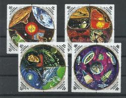 BURUNDI YVERT  AEREO  273/88    MNH  ** - 1970-79: Nuevos