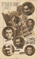 Marcel Dussault Né à La Chatre Berry  Le Mome , Tour De France 1950 - La Chatre