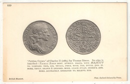 Coin - Petition Crown Of Charles II - British Museum - Oxford University Press 189 - Monnaies (représentations)