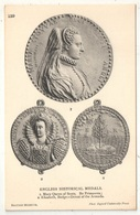English Historical Medals - British Museum - Oxford University Press 129 - Monnaies (représentations)