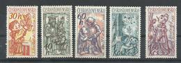 CHECOSLOVAQUIA  YVERT  1156/60   MNH  ** - Checoslovaquia