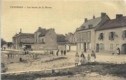 CPA Cumières Les Bords De La Marne - France