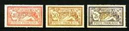 PORT-SAID - 30 + 31 + 33 - 3 Valeurs - 30 Et 31 : Neufs N* - 33 : Neuf Sans Gomme - Port Said (1899-1931)