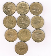 200 LIRE 10 X ITALIE /4923/ - 1946-… : République