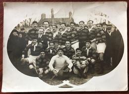 Sport. Une équipe De Rugby. Années 20-30. - Sports