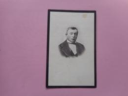 D.P.-KAREL-LODEWIJK D'HAESE °SEGELSEM 16-4-1829+ALDAAR 24-4-1906 - Religion & Esotérisme