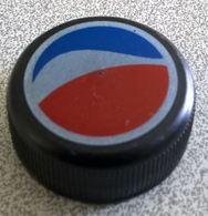 France Capsule Plastique à Visser Soda Pepsi Cola - Soda