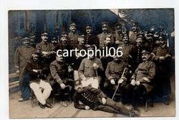 - CPA CANNES (06) - Photo Prise Dans La Cour De L'Usine Du Garage Ortelli, Chemin Du Juas, à Cannes 1914 - - Cannes