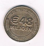 TOKEN 2011 NEDERLAND/4930/ - Pays-Bas