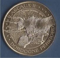 = Jeton Touristique Lascaux II Grand Taureau 2016 Dordogne Périgord Monnaie De Paris 2016 - 2016