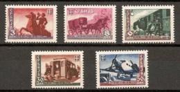 Serbie  Occup  Allemande  Michel 94/98  * *  TB - Occupation 1938-45