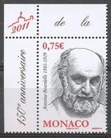 TIMBRE - MONACO - 2011 - Nr 2769-  - Neuf - Mónaco