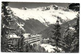 Berghotel Schatzalp - Davos Gegen Pischahorn - GR Graubünden