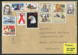 Liquidation / Int. Belegeposten Mit Rd. 90 Belegen (18491-400) - Stamps