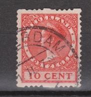NVPH Nederland Netherlands Pays Bas Niederlande Holanda 25 Used ; Roltanding Syncopated Sincope Sincopado 1926 - Heftchen Und Rollen