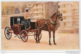 ROYAUME - UNI ..-- ATTELAGE ..-- ???The Royal Mews , BUCKINGHAM PALACE , - Postales