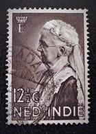 REINE-MERE EMMA 1934 - OBLITERE - YT 202 - MI 229 - Niederländisch-Indien
