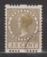 NVPH Nederland Netherlands Pays Bas Niederlande Holanda 30 Used ; Roltanding Syncopated Sincope Sincopado 1926 - Carnets Et Roulettes