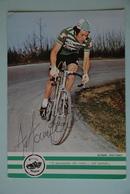 CYCLISME: CYCLISTE : ANTONIO BONINI - Cyclisme
