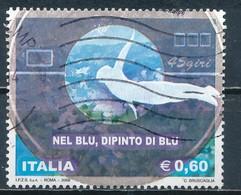 °°° ITALIA 2008 - NEL BLU DIPINTO DI BLU °°° - 6. 1946-.. Republic