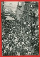 022 - POLITIQUE - GREVES - CGT PAR NOTRE LUTTE LONGWY SIDERURGIE VIVRA  METZ Le 12.01.79 - Labor Unions